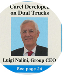 Jarn published a comprehensive interview of Luigi Nalini, CAREL CEO