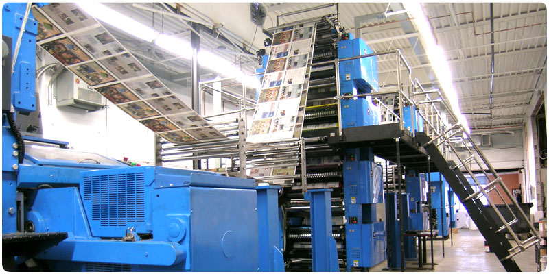 CAREL solution for Printing industry