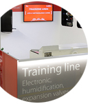 Training Line, innovation applied to training