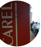 CAREL Middle East, the first event one year after its inauguration