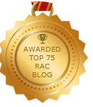Sharing Ideas blog in the Top 5 RAC sites
