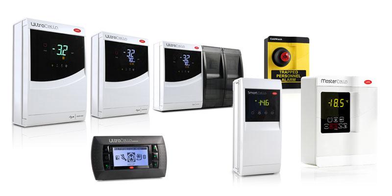 Carel Refrigeration Parametric Controls