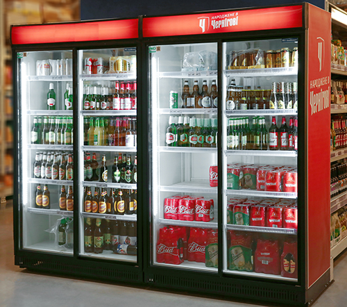Heez for beverage coolers: efficiency and performance tested by Re/genT