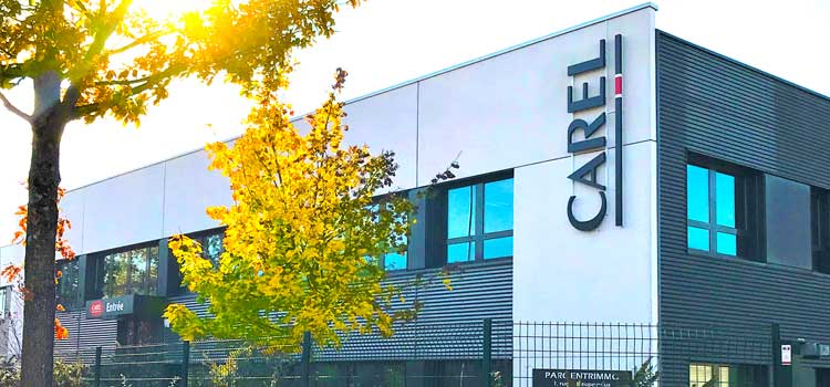 CAREL France moves to a new site